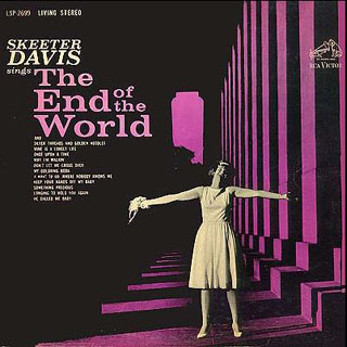 Skeeter Davis I Can't Stay Mad At You - It Was Only A Heart